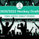 OSY 2021/22 Hockey Draft